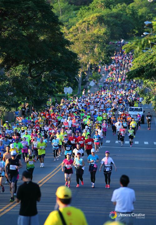 ホノルルマラソン2013 #2