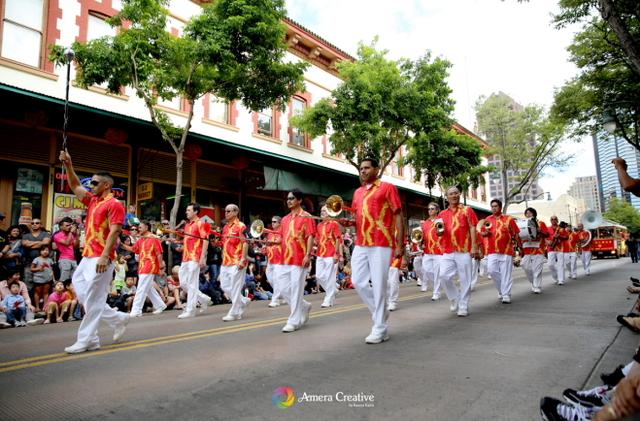 チャイニーズ・ニューイヤー・パレード #2 @ China Town