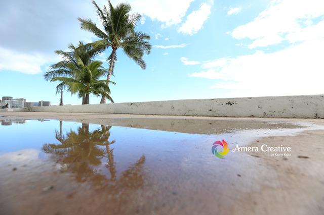 雨上がり #2 Ala Moana Beach