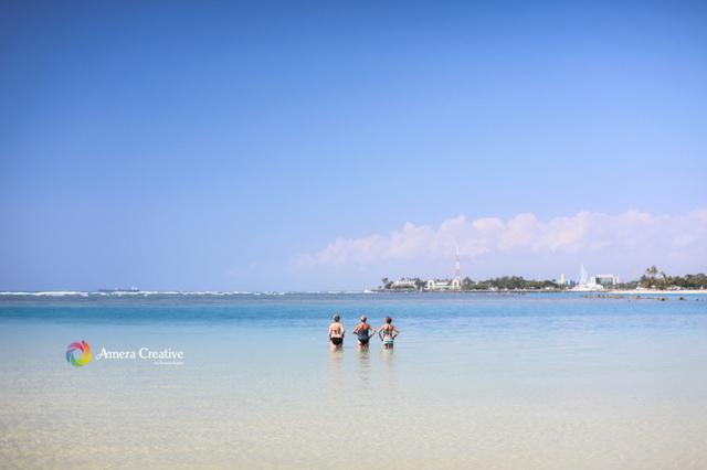 海辺の人々 #14 Ala Moana Beach
