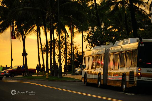 サンセット #16 @ Waikiki