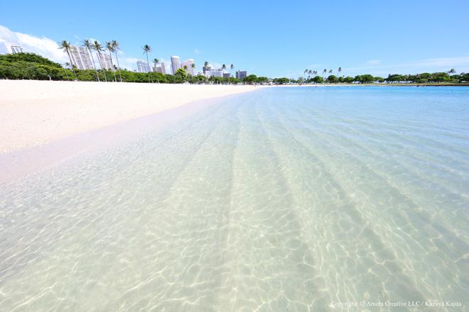 アラモアナビーチ #01
