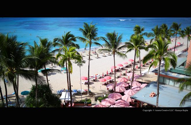 ビーチ #01 Waikiki