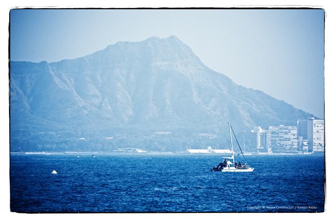 ホノルル沖 #3