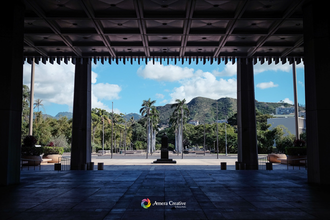 Hawaii State Capitol #3