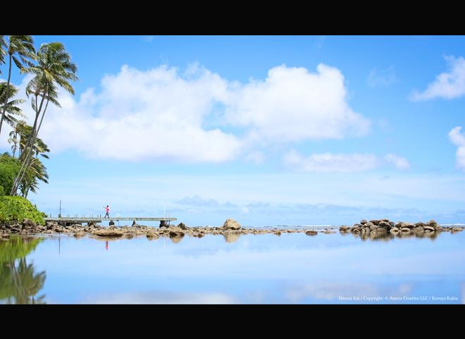 風が止んだ日2 @ Hawaii Kai