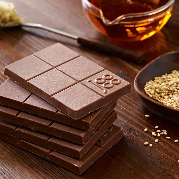 アガベキヌアセサミチョコレート